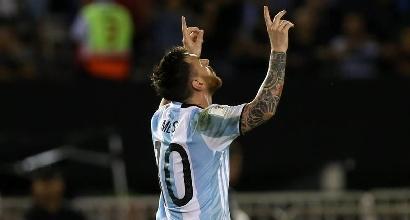 """Messi: """"Per me solo il Barcellona finchè gioco in Europa. Ma darei via un titolo vinto per uno con l'Argentina"""""""
