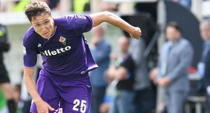 """Diego Della Valle: """"Chiesa sta bene alla Fiorentina"""""""