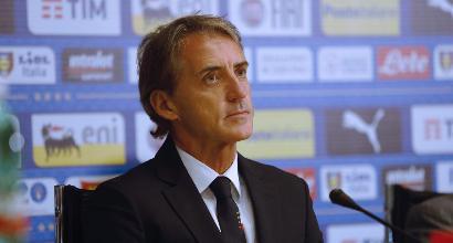"""Nazionale, Mancini: """"Ventura non ha tutte le colpe, in campo vanno i calciatori"""""""