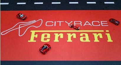 F1, per il GP di Monza torna il Ferrari Store City Race