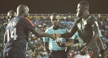 Weah di nuovo in campo con la Nazionale, a 51 anni amichevole contro la Nigeria