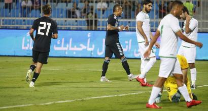 """Amichevoli: Lautaro gol e l'Argentina """"made in Italy"""" passeggia sull'Iraq"""