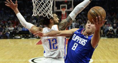 Nba, il Gallo non basta ai Clippers