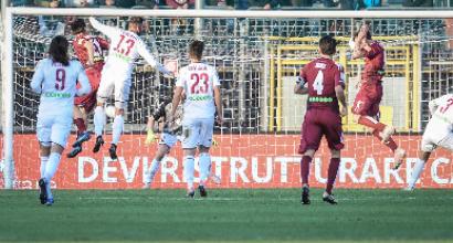 Serie B: tris del Cittadella alla Salernitana e secondo posto