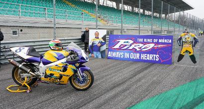 Run4Piro, il re di Monza corre ancora