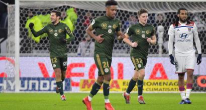 Ligue 1: Lione bloccato dal Reims, il Lille torna a volare