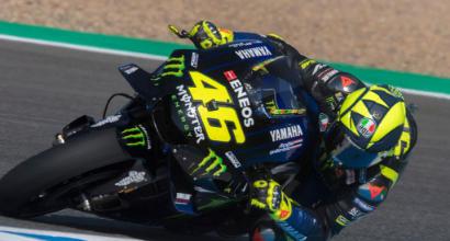 """MotoGp, Rossi carico: """"A Le Mans voglio tornare sul podio"""""""