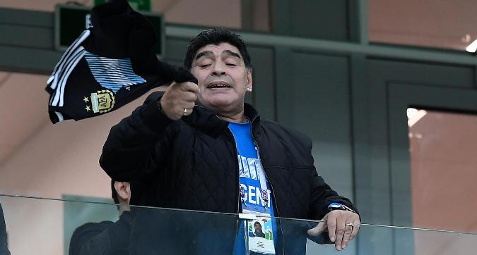 Maradona, insonnia e figlie: