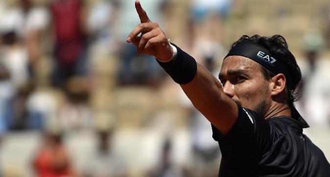 Tennis, Fognini nella Top 10:
