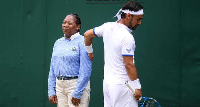 """Wimbledon, Fognini sbraita: """"Maledetti inglesi, scoppiasse una bomba su questo circolo..."""""""
