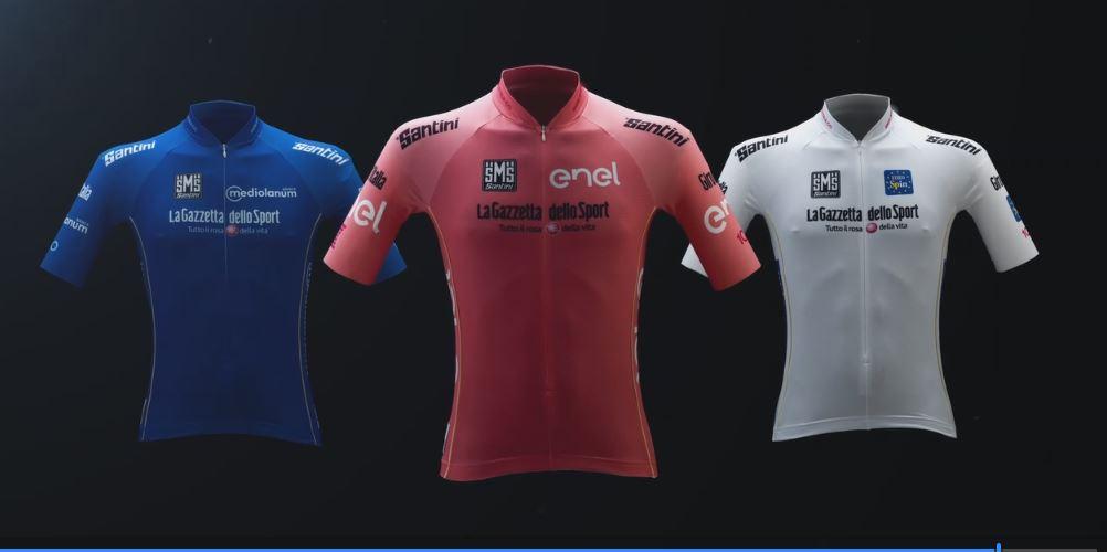 Giro d'Italia del Centenario, svelata la maglia rosa