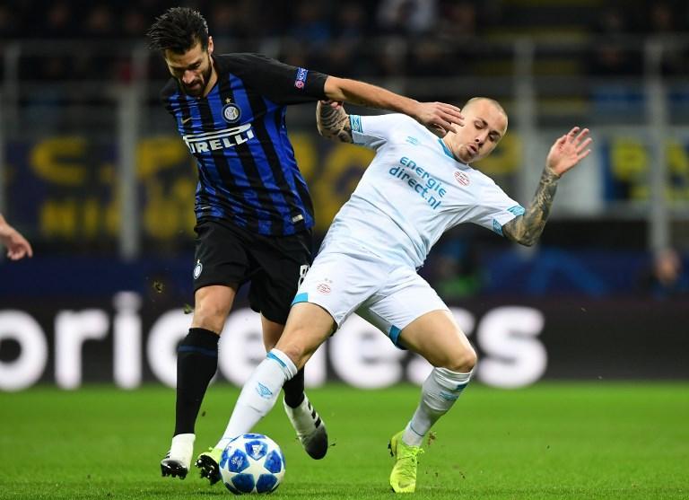 Champions League, Inter-Psv 1-1: le foto del match