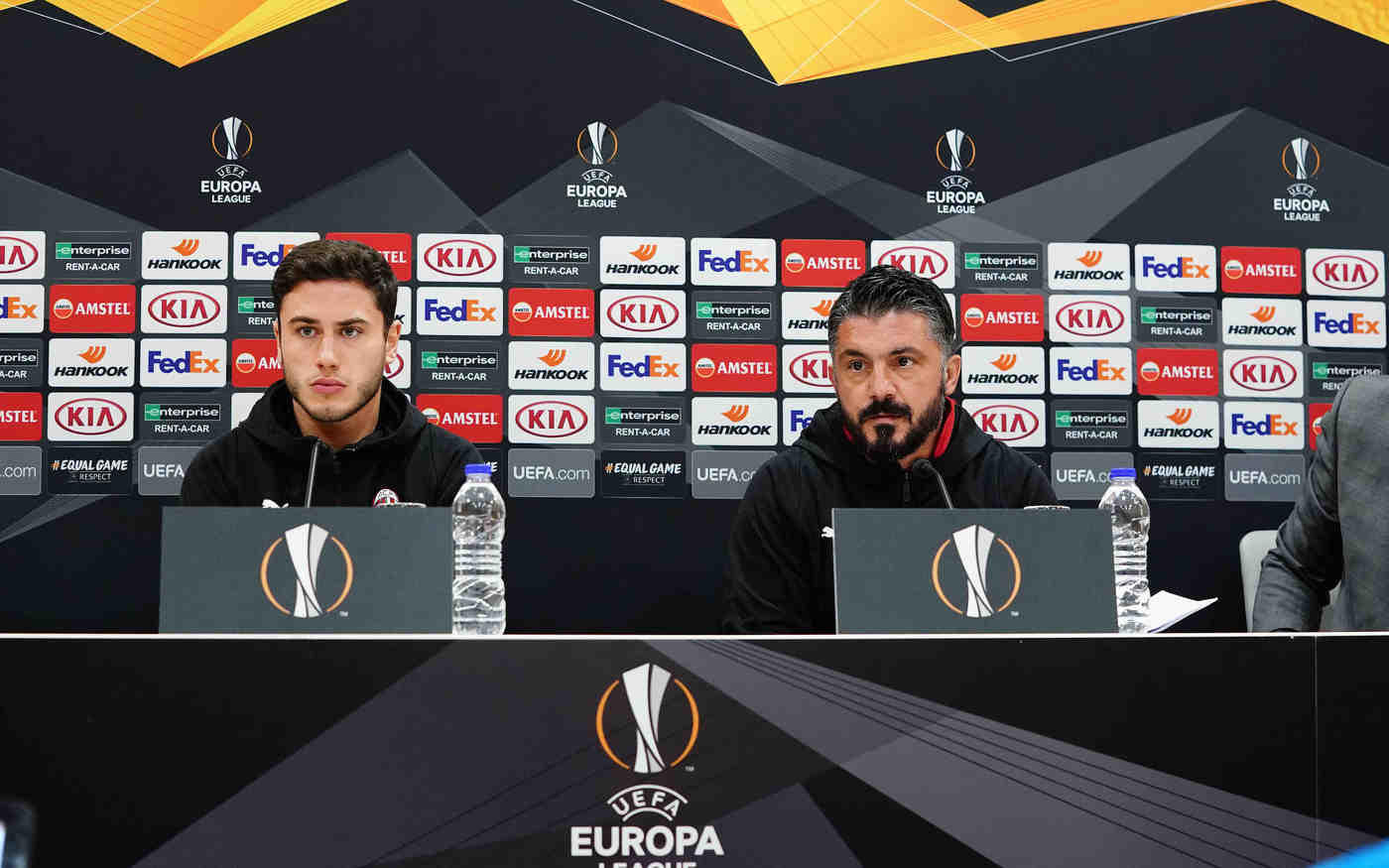Europa League, la vigilia del Milan