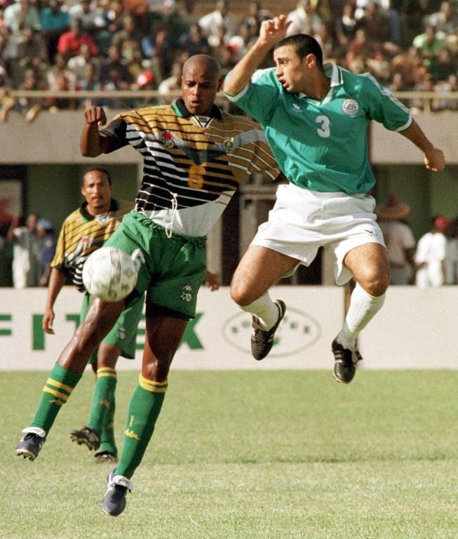 Calcio in lutto: è morto Masinga, leggenda del Sudafrica
