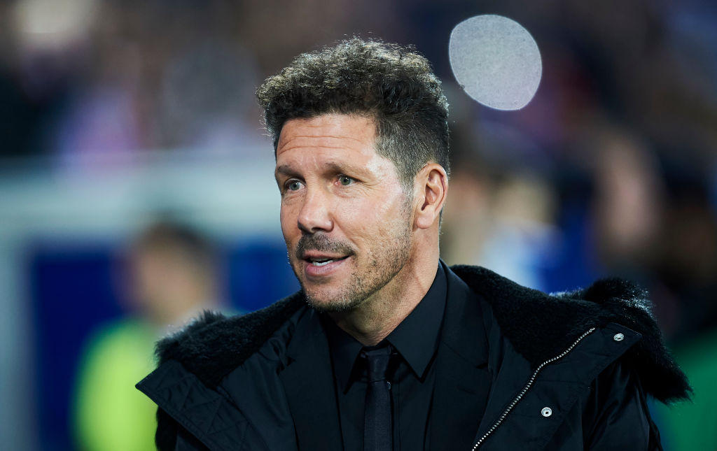 3. Simeone (Atletico Madrid) - 15,4 milioni di euro all'anno