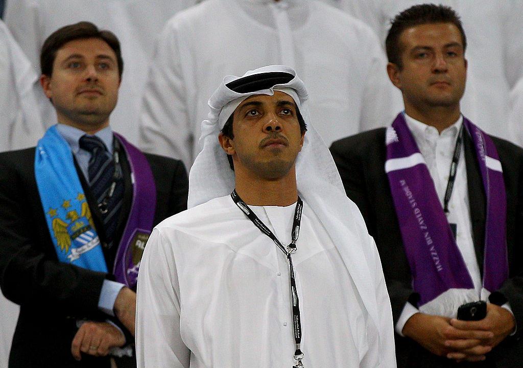 3) Mansour bin Zayd Al Nahyan, 23 miliardi di dollari: per il proprietario del Manchester City, Forbes non tiene in conto del fondo del fratello Khalifa bin Zayed bin Sultan Al Nahyan