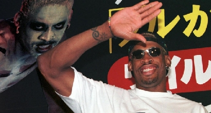 Dennis Rodman, Lapresse