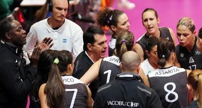 Volley, A1 femminile: super Conegliano, Frosinone si arrende