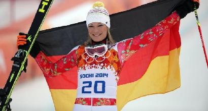 Maria Riesch, IPP