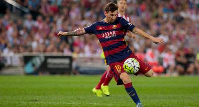 Liga: Barcellona vince e agguanta Real