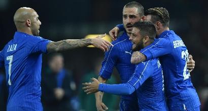 Italia, la Germania non ci batte dal 1995: formazioni ufficiali
