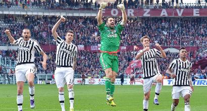Juventus, foto Ansa