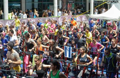 Grande successo di RiminiWellness: 266mila visitatori, boom di stranieri