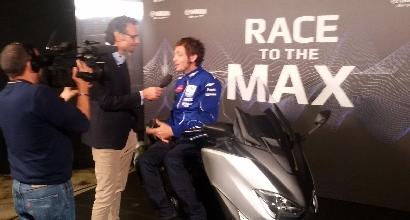"""Valentino Rossi: """"Vorrei correre per sempre, ma non è possibile"""""""