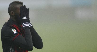 Milan, possibile scambio Niang - Ocampos con il Genoa?