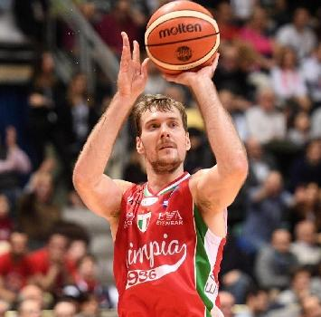 Basket, l'Olimpia perde Dragic: rottura del crociato