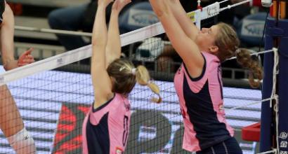 Volley, A1 donne: Firenze sgambetta Casalmaggiore