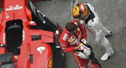 Hamilton-Vettel, è arrivata la stagione del grande duello