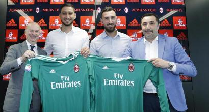 """Milan, Antonio Donnarumma: """"Non sono raccomandato, parlerà il campo"""""""