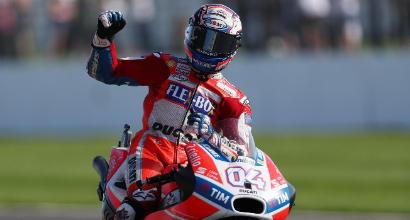 """MotoGP, Dovizioso: """"Arrivare a Misano da leader è fantastico"""""""