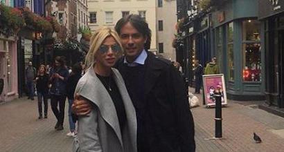 Simone Inzaghi sposa la sua Gaia: testimoni Pippo e la Marcuzzi