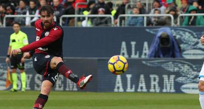 Cagliari, tre punti d'oro con Cigarini e Sau: Spal sconfitta 2-0