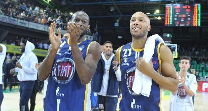 Basket, Final Eight: Torino e Brescia per la coppa