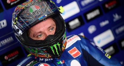 """Yamaha, Rossi: """"Punto sull'esperienza per il decimo Mondiale, poi vedremo..."""""""