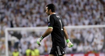 """Buffon: """"A volte si sbaglia, ma significa vivere. A funghi dopo Madrid"""""""