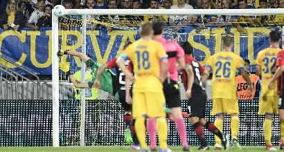 Il Parma torna in Serie A