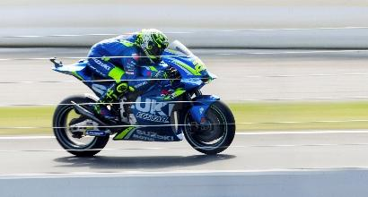 MotoGP, prove di pole per Iannone in Germania