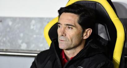 """Valencia, Marcelino: """"Siamo qui per vincere e rispetto a due mesi fa stiamo molto meglio"""""""