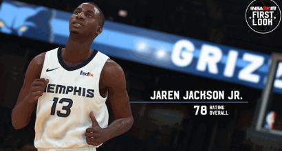 """Nba, Jaren Jackson Jr: """"Ho imparato a stoppare grazie ai videogiochi"""""""