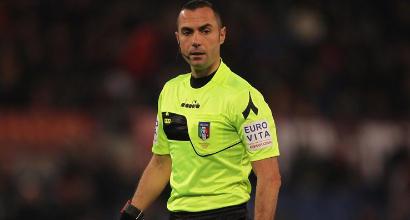 Serie A, gli arbitri della 16.ma giornata: il derby della Mole a Guida