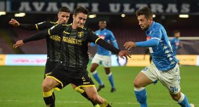 """Napoli, De Laurentiis durissimo con il Frosinone: """"Cosa ci fa in Serie A?"""""""