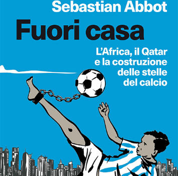"""Un libro a settimana: il Qatar campione e le stelle del calcio africano in """"Fuori casa"""""""