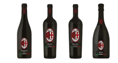Milan, La Collina dei Ciliegi porta il vino rossonero in Greater China