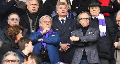 Fiorentina, flash mob dei tifosi contro Della Valle