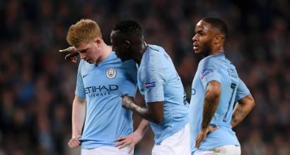 Il Manchester City rischia l'esclusione dalla Champions per sponsorizzazioni gonfiate