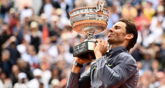 Tennis: Nadal sempre re di Parigi